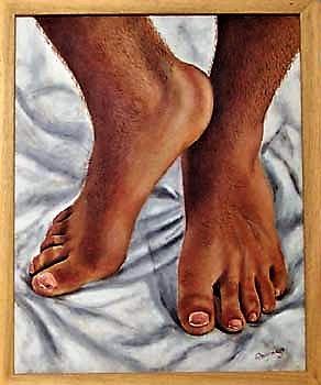 Fetiche de pies sitios hombres
